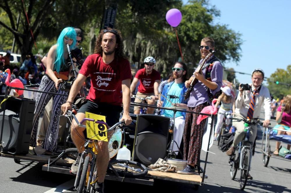 UF Homecoming Parade