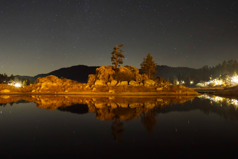 In search of the 1st signs of Winter, the Cosmonaut crew heads to Big Bear Lake.
