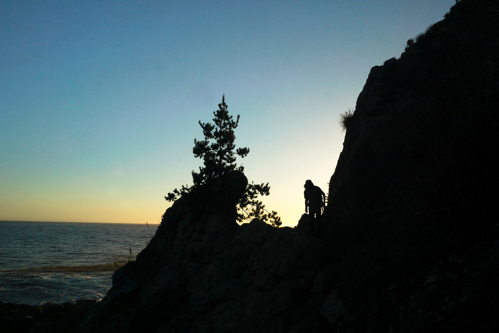 Silhouettes of the misadventure