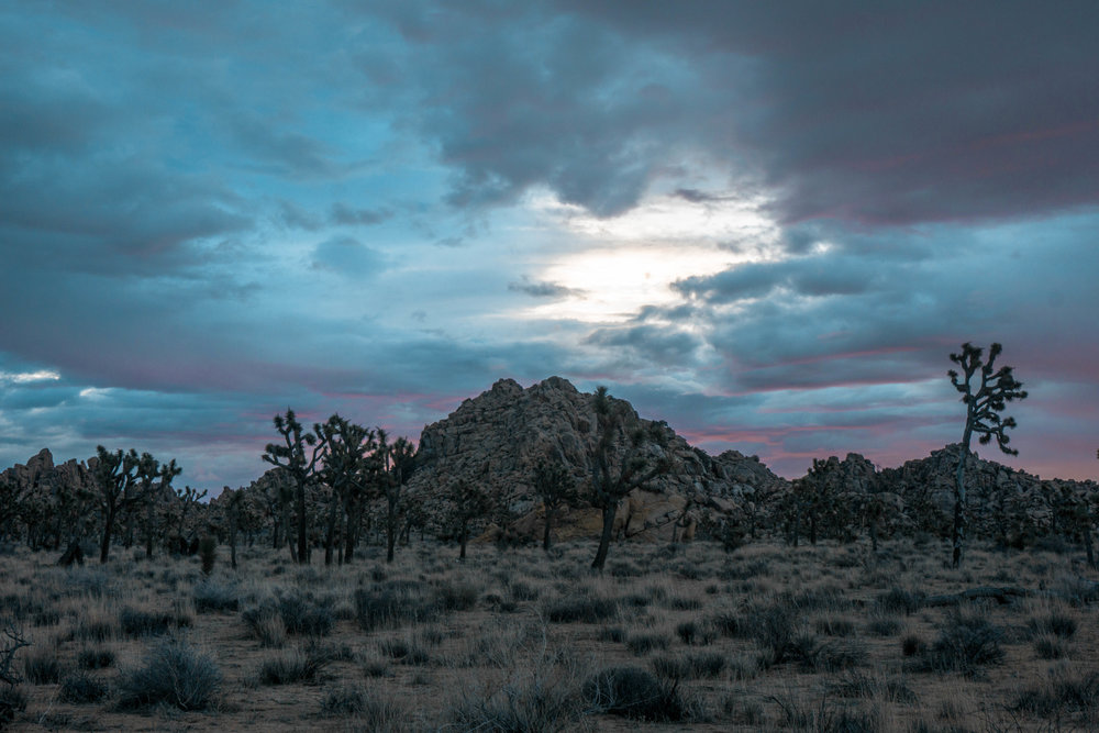 Even as the color began to fade the clouds caressed the rock towers creating a sensationally beautiful morning.