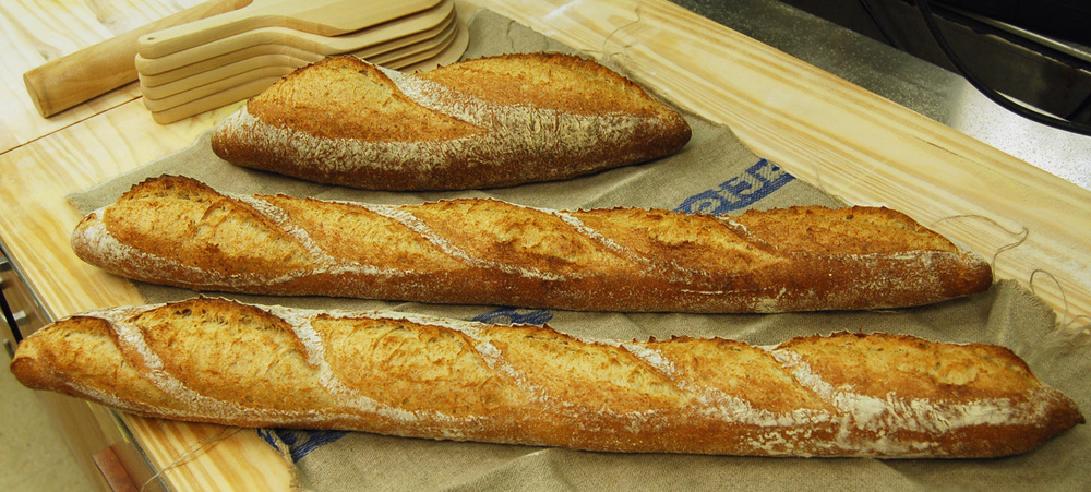 Italian bread just for fun!