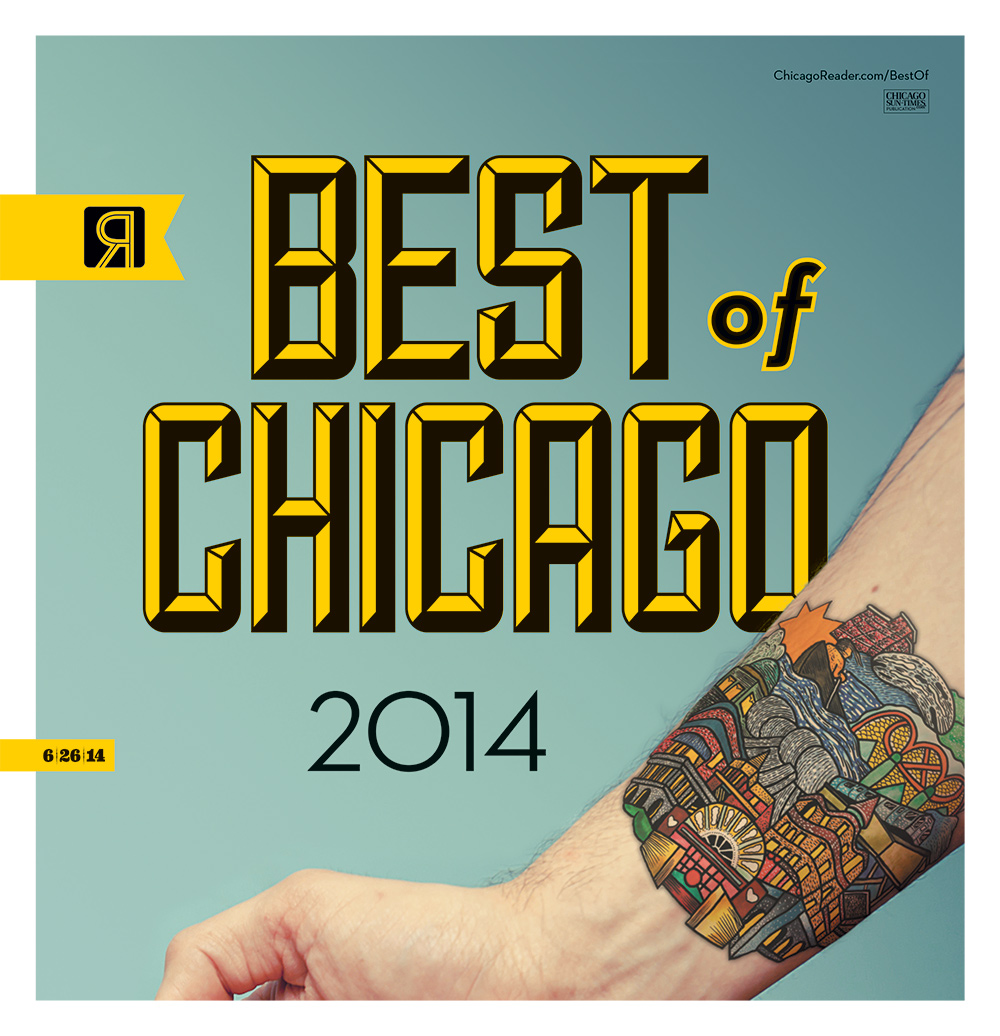 The Reader's Best of Chicago 2014