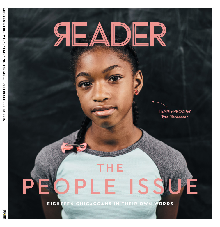 The Reader's People Issue 2015