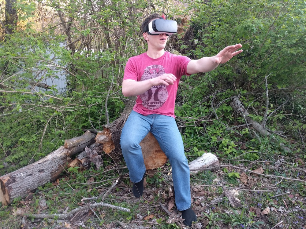 Virtual Reality and Empathy  Indiana University Master's Thesis