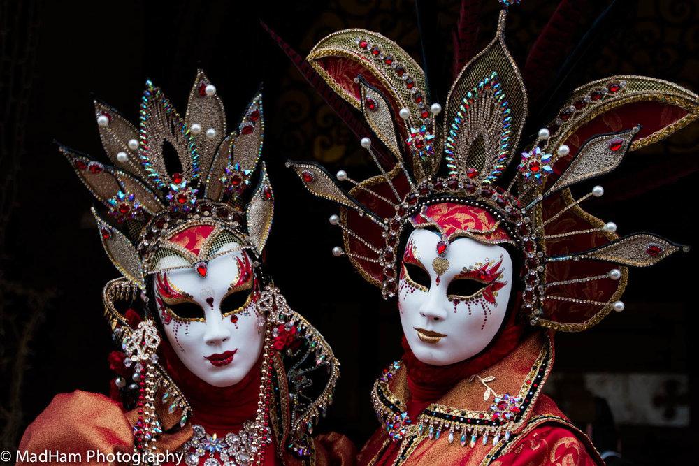 Venice Carnival No. 2