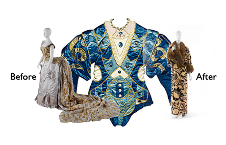 Fashion before & after the Ballets Russes