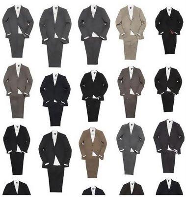 empty suits, c. Ed Slavin