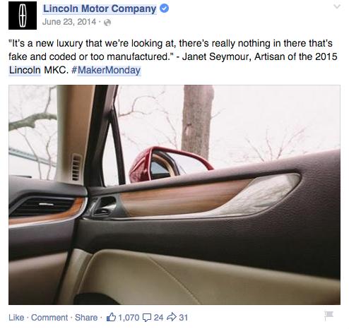 MakerMondays Facebook
