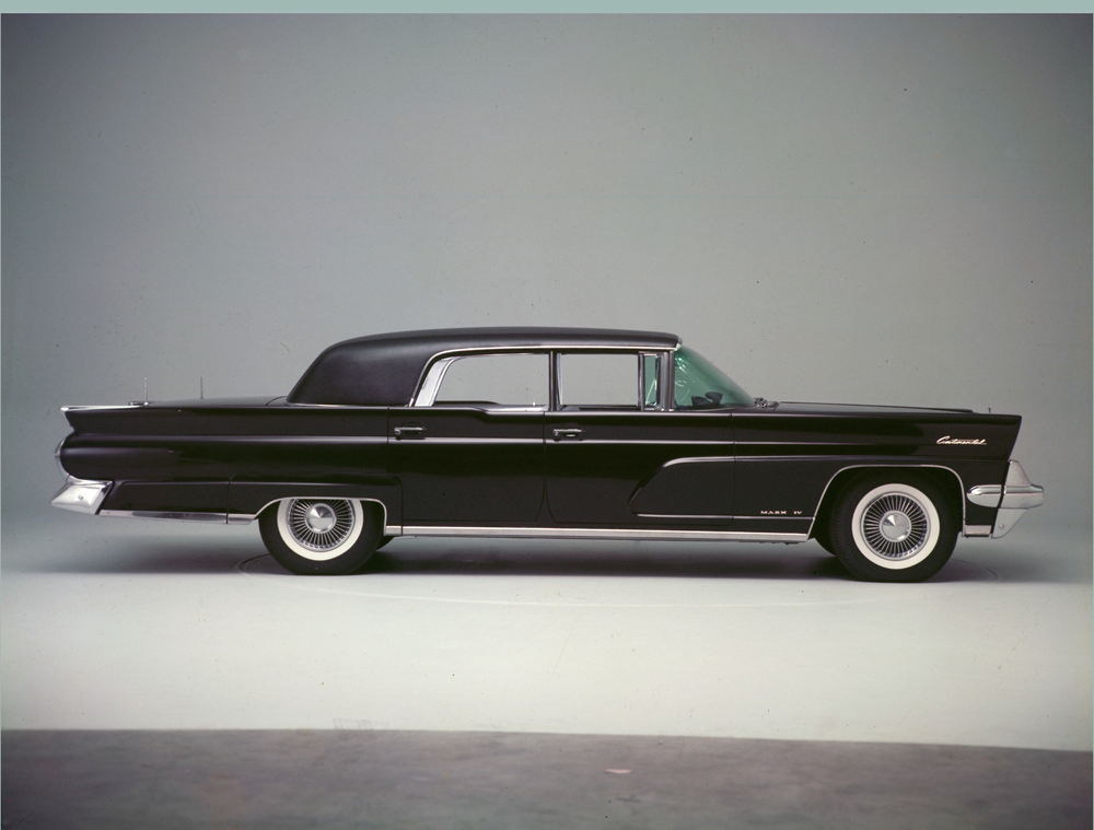 1959 Lincoln Continental Mk IV Limousine meg C1019-8.jpg