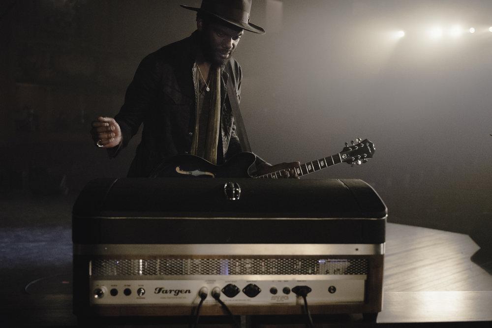 Gary Clark Jr amp