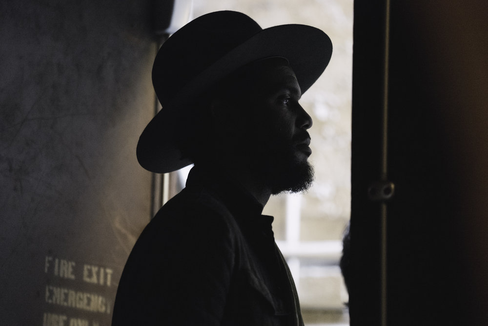 Gary Clark Jr profile