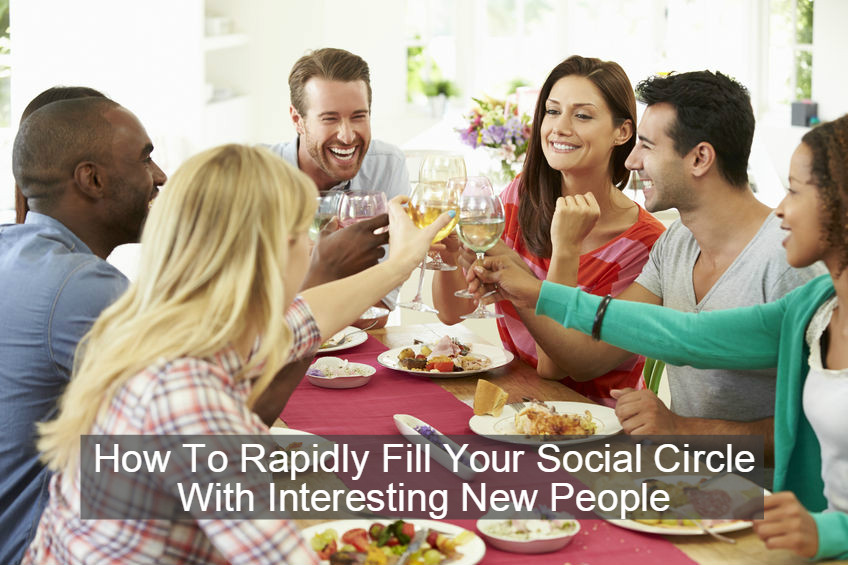 Dating in your social circle