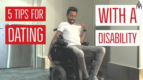 5 tips for dating with a disability