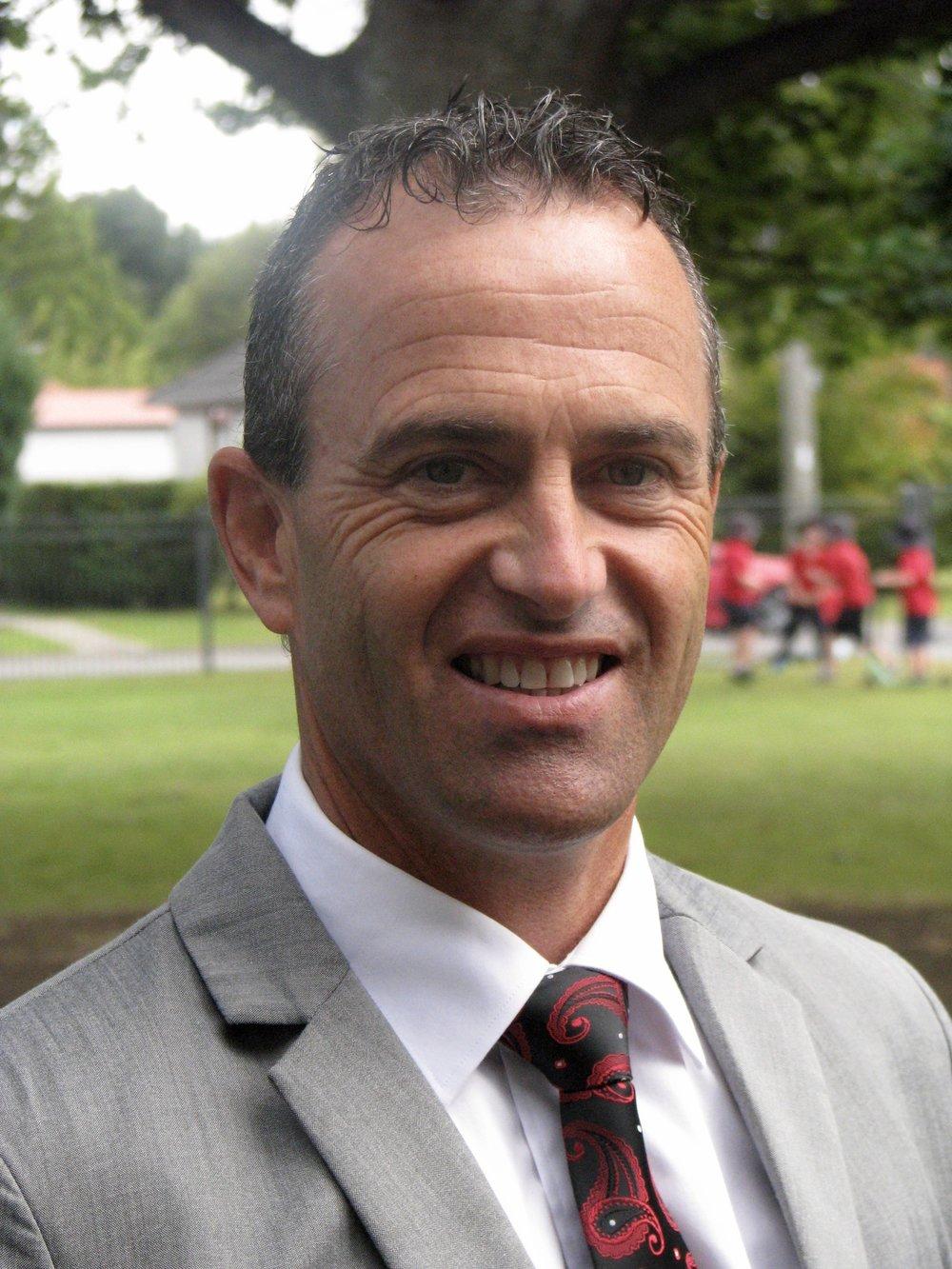 Greg Hurley - Principal