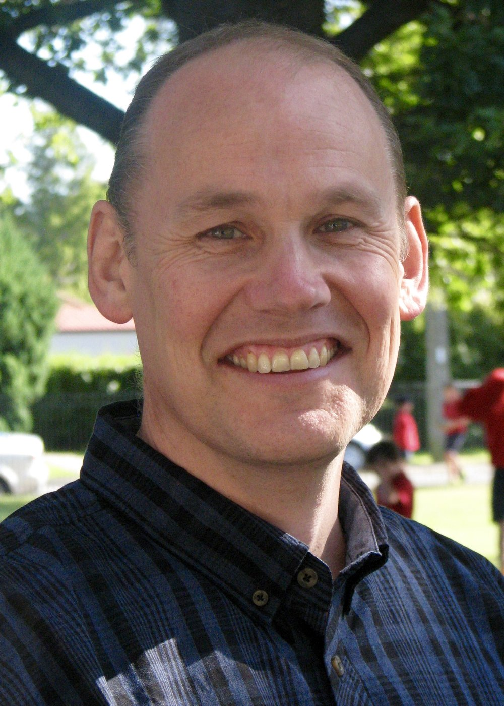 Peter Storer - Year 5/6 teacher