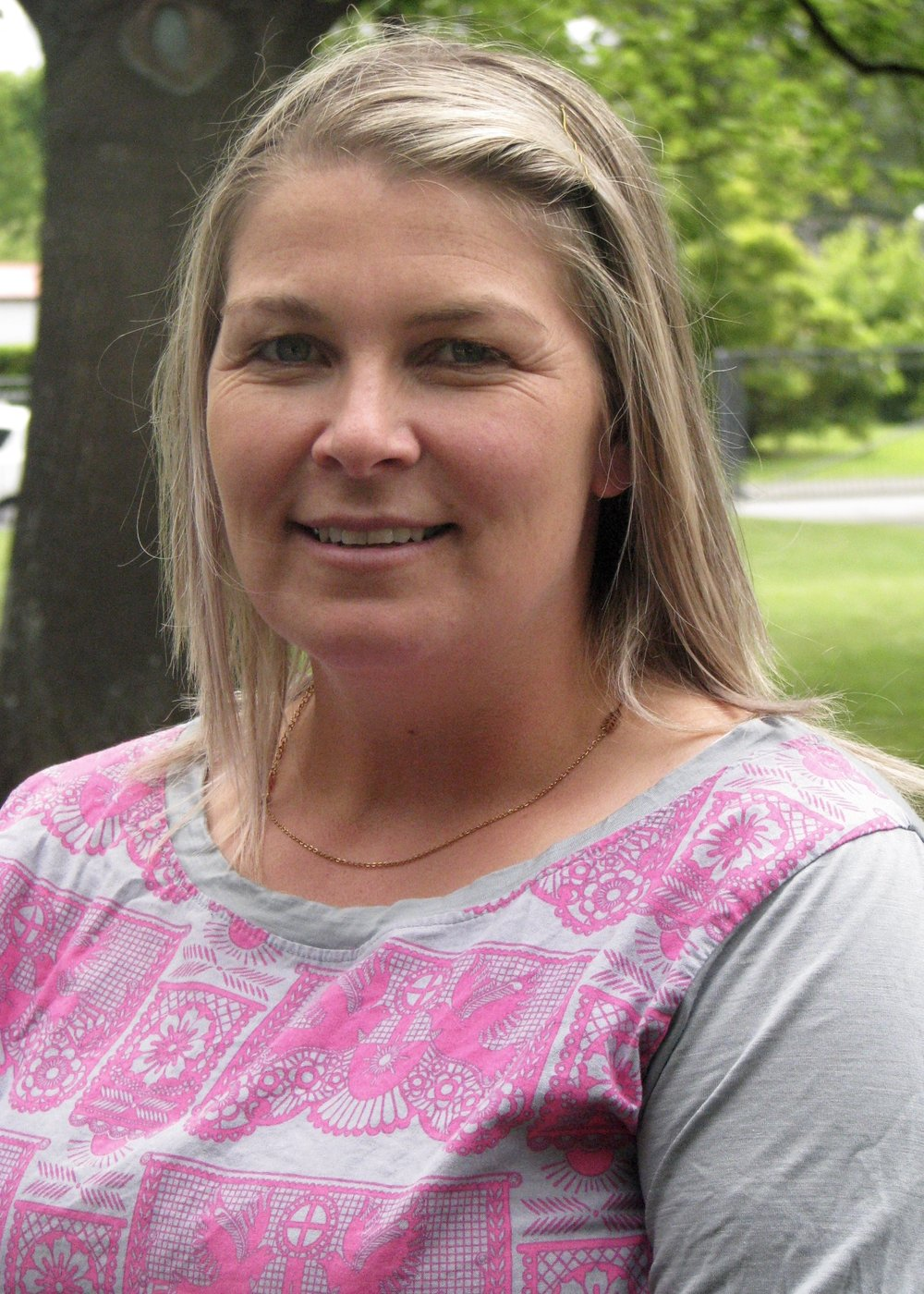 Anna Bartlett - Year 1/2 teacher