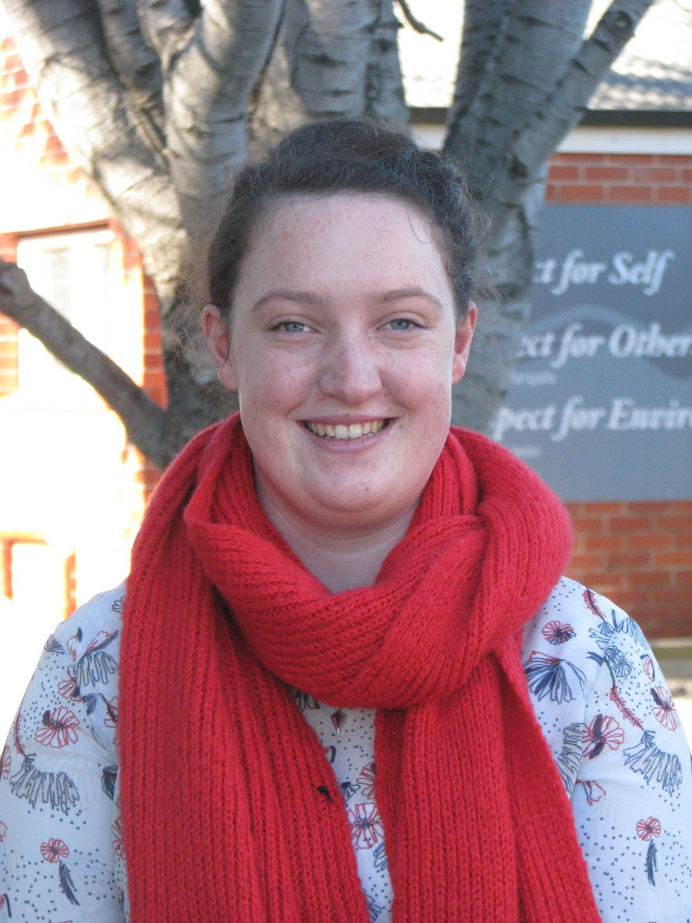 Rebecca McCracken - Year 4/5 Teacher