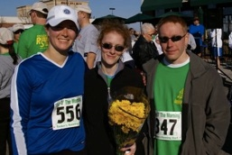 Erin M: Erin's first 5K, back in 2006. Since then, she has participated in countless 5ks, 10ks, half-marathons and even a few mud-runs. Way to go, girl! Shiloh, Illinois