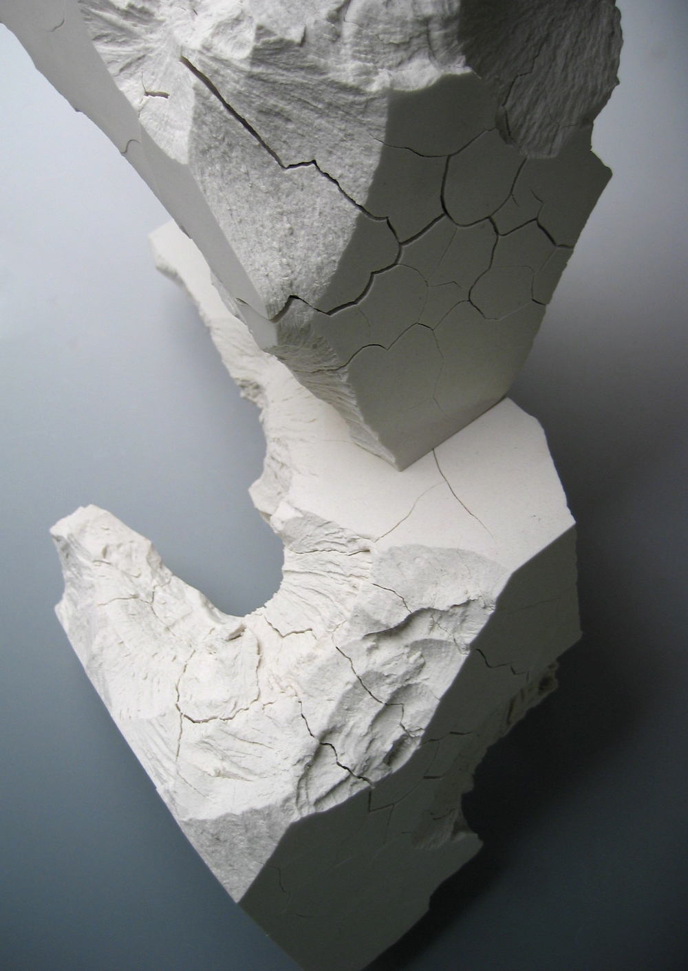 solid-cast porcelain