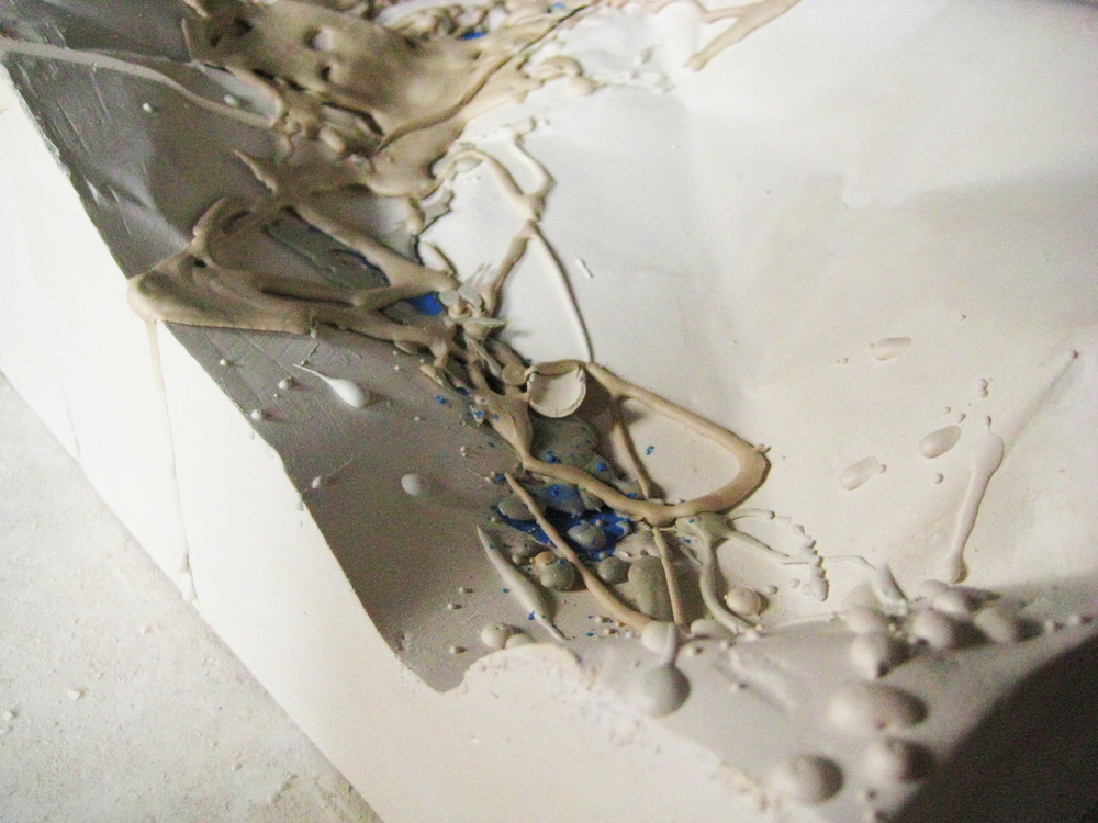 """Casting Experiments at """"Porcelain Another Way"""" Residency   Walbzyk, Poland 2010"""