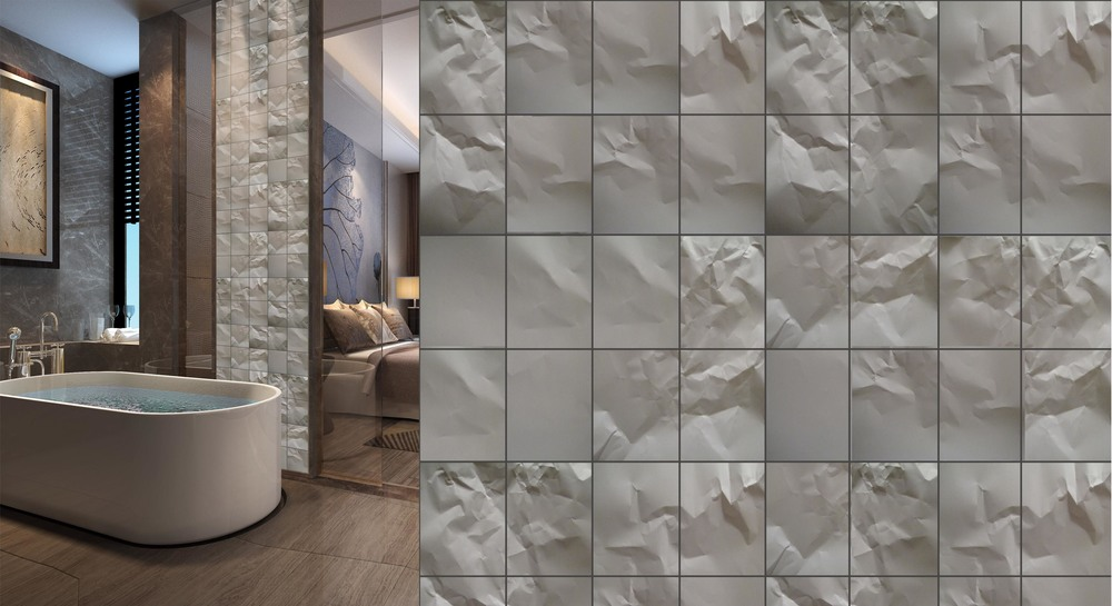 Bathroom Tile Rendering