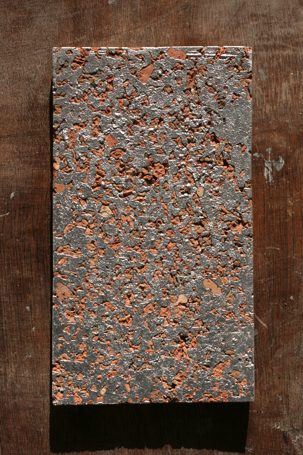 Recycled Aluminum, Demolition Brick