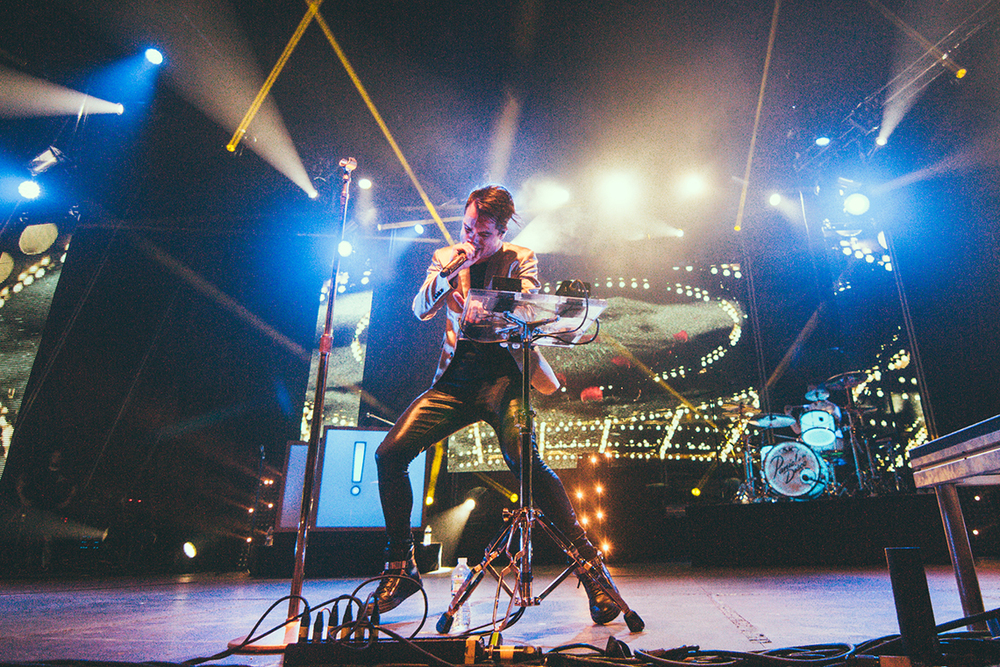 Panic! At The Disco -2014 - Philadelphia, PA - by Matty Vogel - 05.jpg