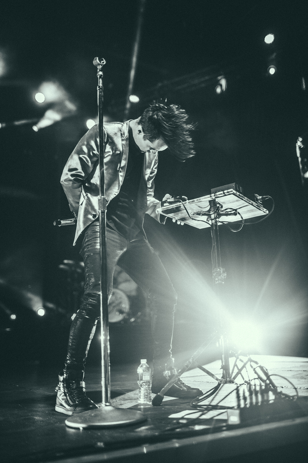 Panic! At The Disco -2014 - Philadelphia, PA - by Matty Vogel - 12.jpg