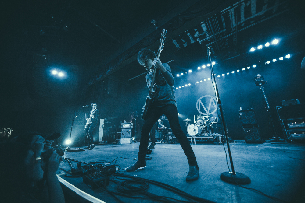 The Maine  - American Candy Tour - Tempe, AZ - Photo by Matty Vogel-5.jpg