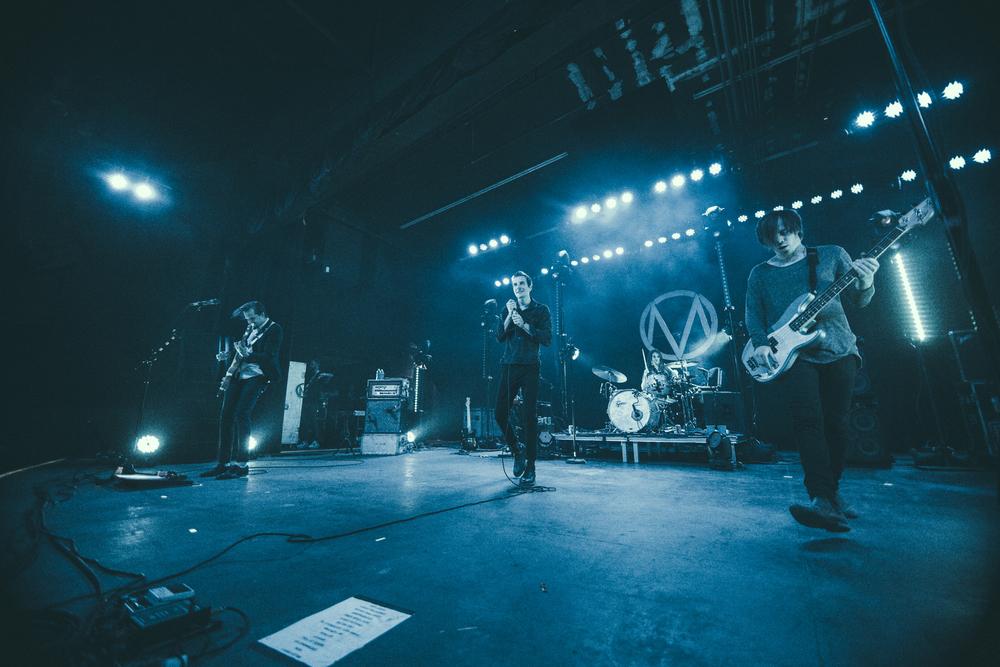 The Maine  - American Candy Tour - Tempe, AZ - Photo by Matty Vogel-8.jpg