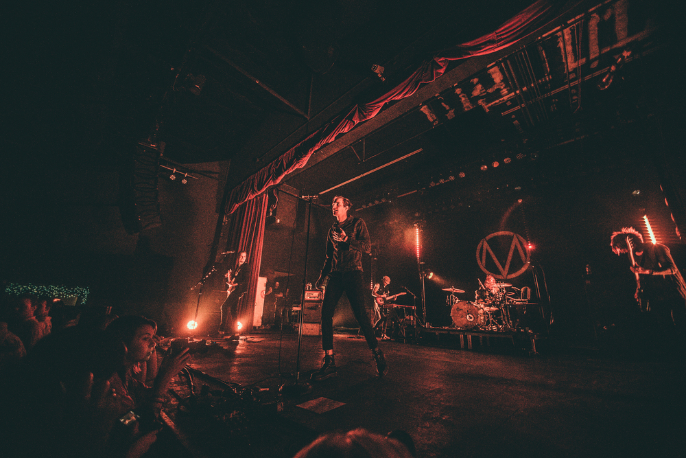 The Maine  - American Candy Tour - Tempe, AZ - Photo by Matty Vogel-16.jpg
