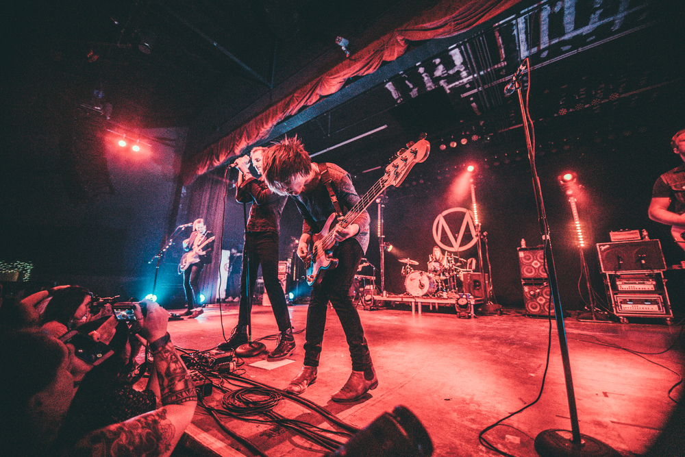 The Maine  - American Candy Tour - Tempe, AZ - Photo by Matty Vogel-19.jpg