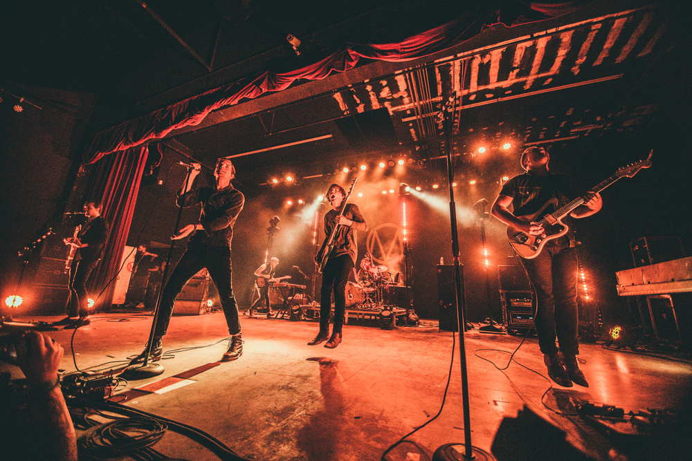 The Maine  - American Candy Tour - Tempe, AZ - Photo by Matty Vogel-20.jpg