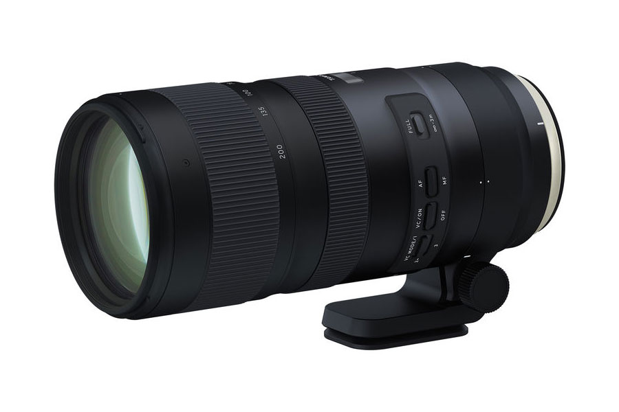 Tamron SP 70-200mm f/2.8 di VC USM | 2017 Camera and Lenses for Concert Photographers | Matty Vogel