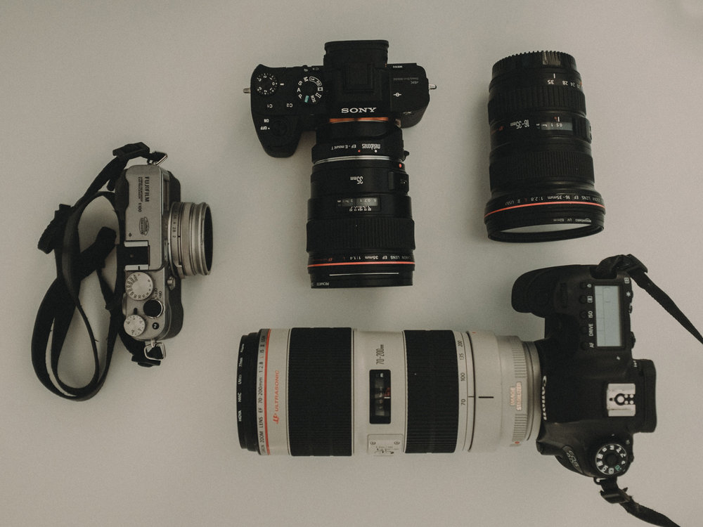 How to Buy Cameras and Lenses Online
