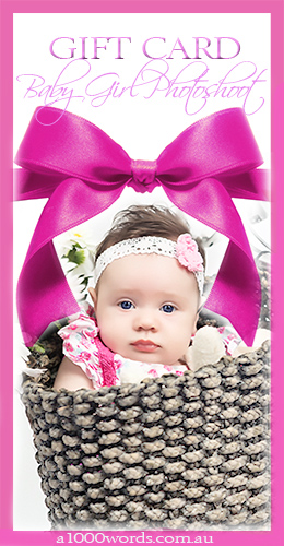 Beautiful Baby Gift Card