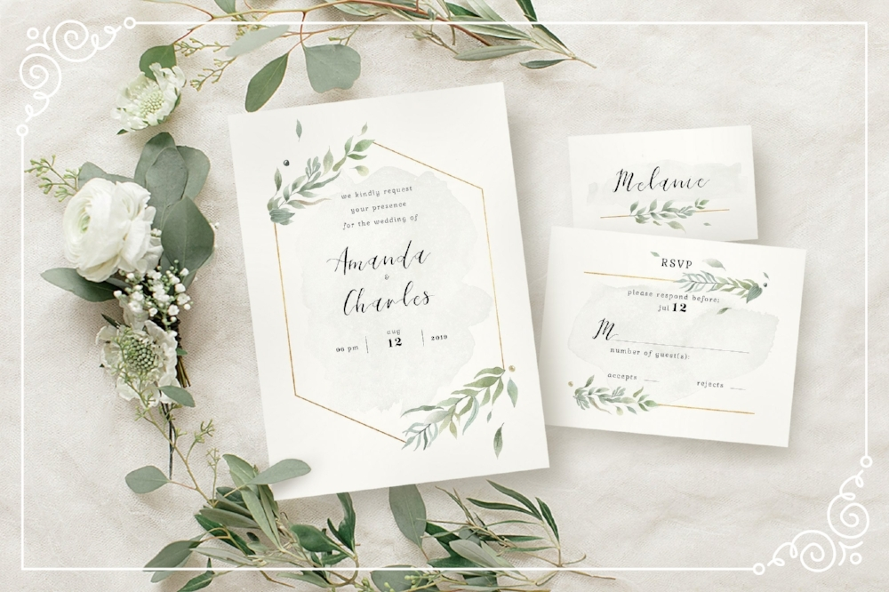 We do Wedding Stationery