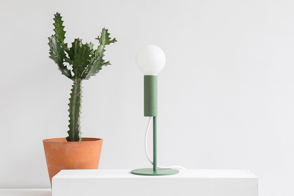 CHERRY Table Lamp by Kaschkasch