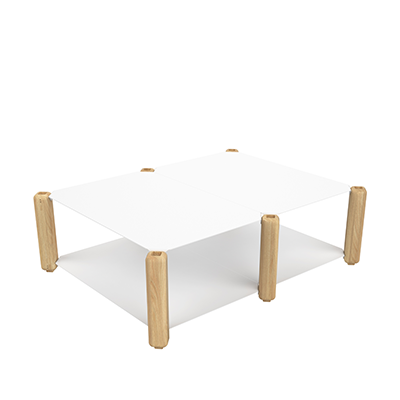 HEAVYSTOCK Table White