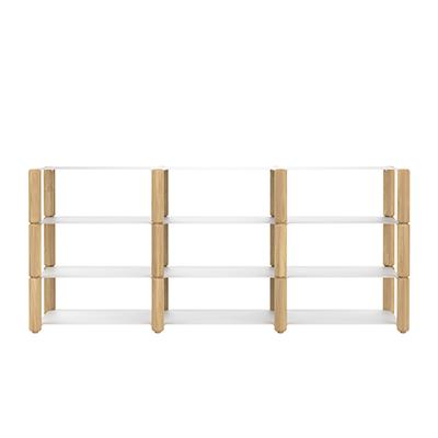 HEAVYSTOCK Shelf System White