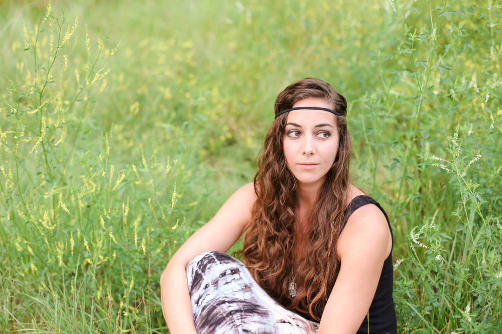 Kelsie's photo shoot at  Patapsco Valley State Park.