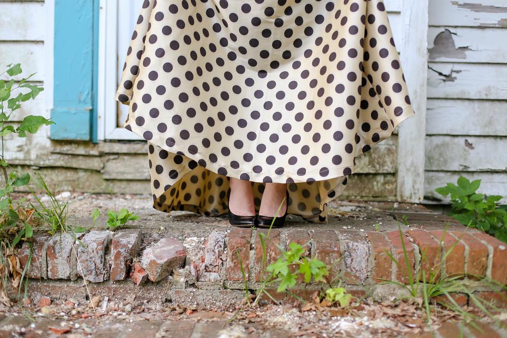 Gentri Lee, fashion blogger photo shoot.