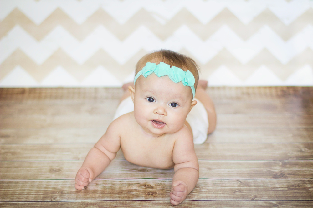 Remi's 3 month photos! [2-014]