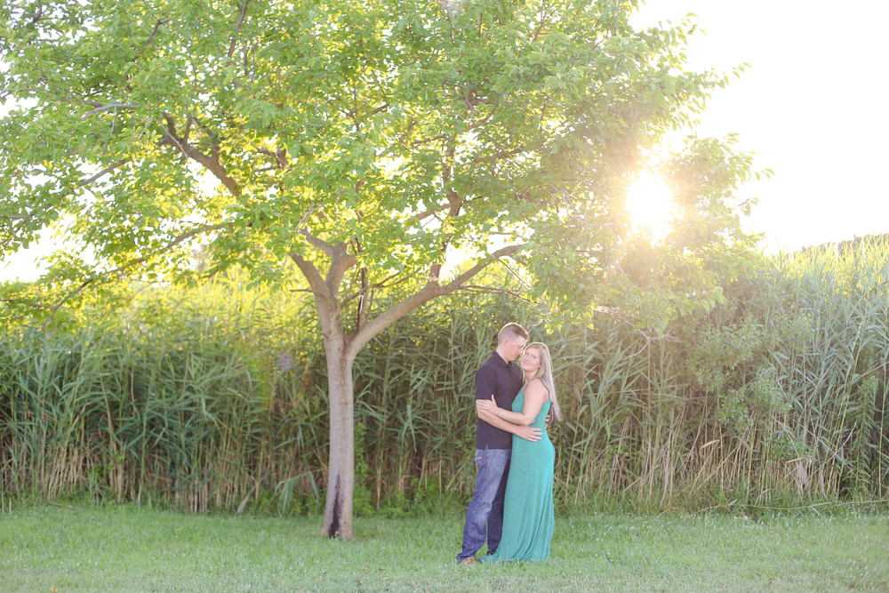 Doug and Stephanie's Southern Maryland Engagement! [Summer 2014]