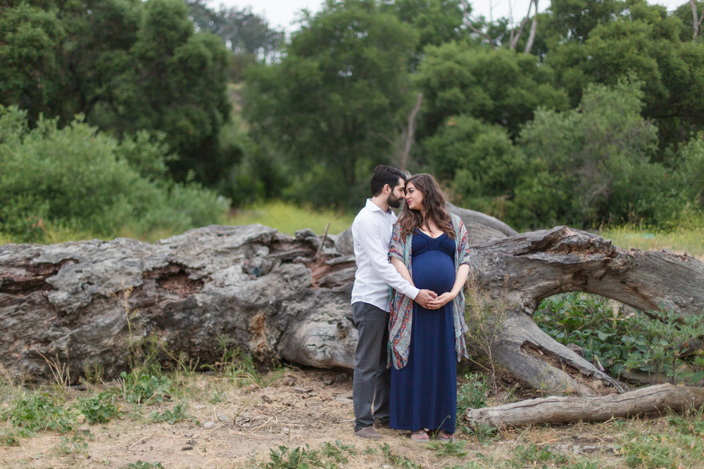 Marian Bear Memorial Park Maternity Session | Spring 2016