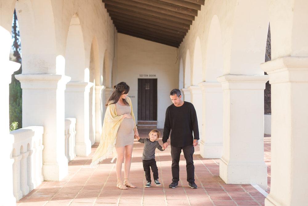 Branlund Family | Family Maternity Portraits