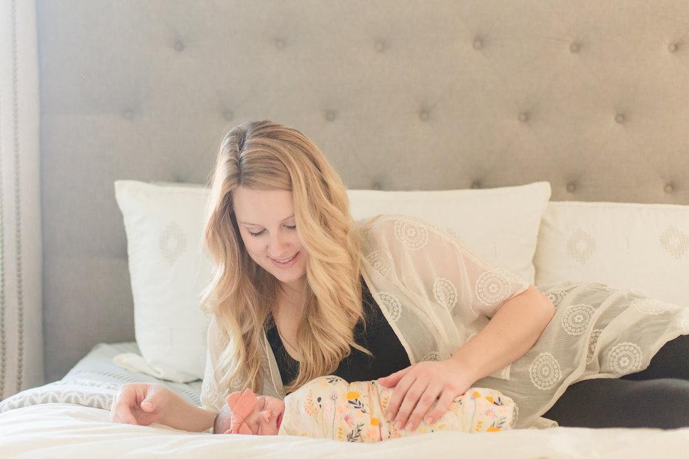 Baby Harper | Lifestyle Family Portraits