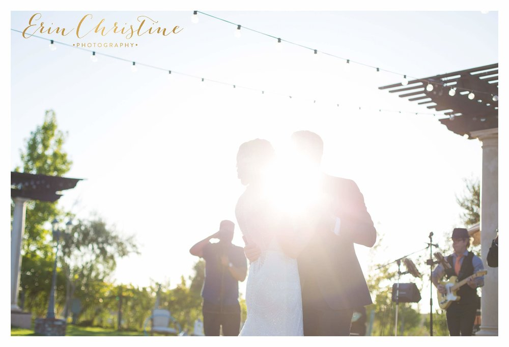 Temecula vineyard Wedding