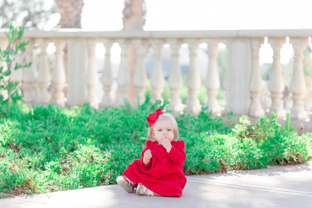 Mommy & Me | Balboa Park Veterans Museum Photoshoot