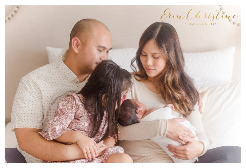 San Diego Lifestyle Newborn Photographer
